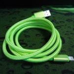 マルチコネクタ ケーブル 2in1 充電 ライトニング & マイクロUSB
