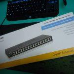 NETGEAR GS316 16ポート アンマネージドスイッチハブ(Gigabit Ethernet Unmanaged Switch)
