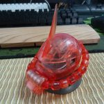 EXCEED MODEL ZAKU HEAD 2 シークレット(シャア専用機 クリアバージョン)
