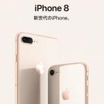 iPhone8のAPN設定(BIGLOBE SIMの場合)