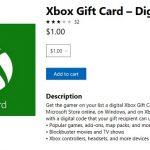 マイクロソフトのUSストアでGift Cardを購入する方法