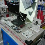 Surface Go 実機を見てきました(ヨドバシカメラ名古屋の場合)