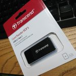 Transcend USB 3.0 Super Speed カードリーダー レビュー