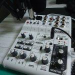 YAMAHA ミキシングコンソールAG-06 セットアップ