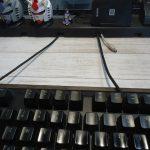ラック支柱を使ってケーブルレールを自作する