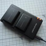 RAVPower カメラ NP-FW50 互換 バッテリーパック RP-PB056