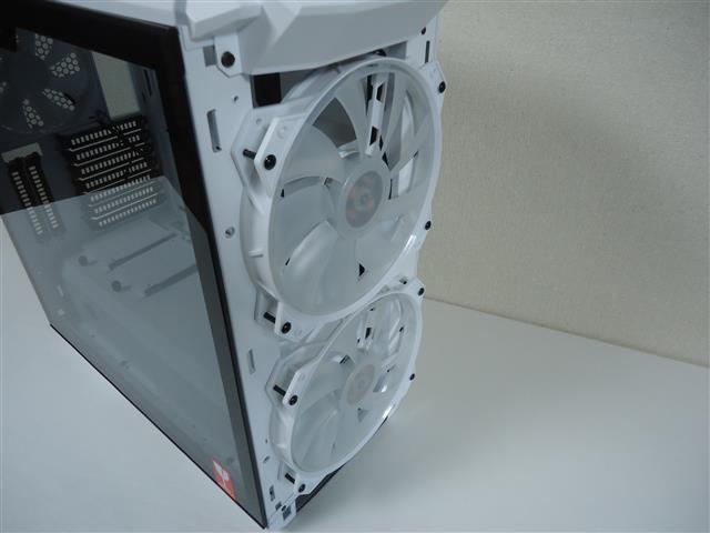 CoolerMaster H500P MESH WHITE 開封レビュー後編(令和PC製作日記 製作編)