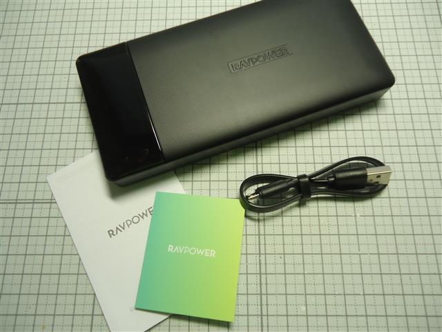 RAVPower モバイルバッテリー RP-PB172