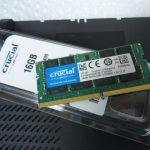 Lenovo ThinkPad X260 SATA SSDに換装して快適に