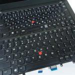 ThinkPad X260 修理交換用 英語キーボード 開封