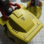 HG 1/144 THE-O ジ・オ製作記 30(デカール貼り)