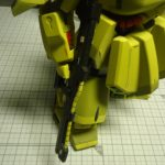 HG 1/144 THE-O ジ・オ製作記 31(ビームライフルの組立て)