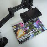 1万円で作る真上から撮影する物撮りスタンド