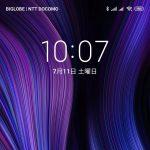 Xiaomi Redmi Note 9S の通信事業者名の変更手順