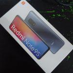 Xiaomi Redmi Note 9S の初期ストレージ空き容量
