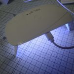 激安 UV LED ネイルドライヤーレビュー