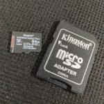 Kingston Canvas Select Plus SDCS2 64GB SDXCカードレビュー