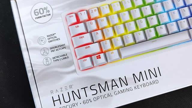 Razer Huntsman Mini(英字配列)を自腹で買って不満に思う所