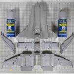 3Dプリンター ムサイ改型ワルキューレ 製作日誌(54日目)サーフェイサー塗装